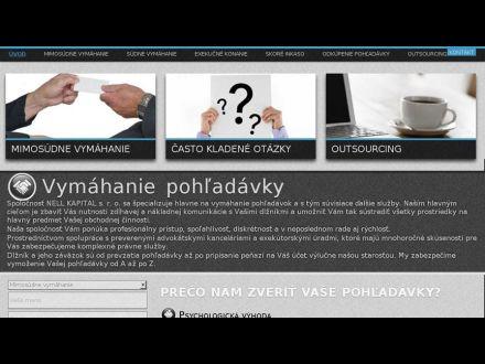 www.vymahanie-pohladavky.sk