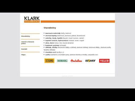 www.stavebninyklark.sk