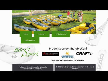 www.fidosport.cz