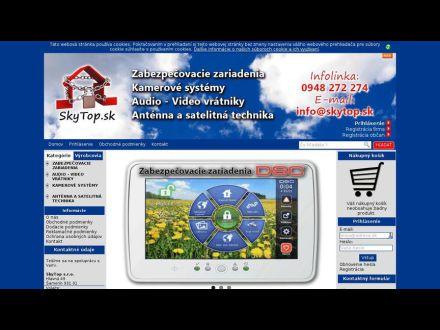 www.skytop.sk