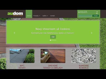 www.audom.sk