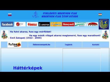 www.marathonclub.sk