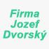 Firma Jozef Dvorský