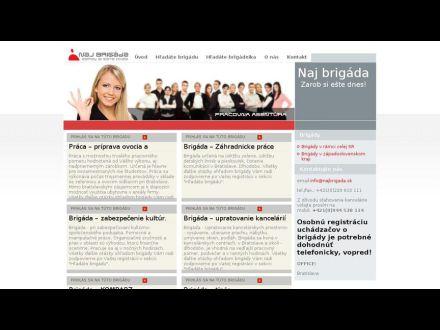 www.najbrigada.sk