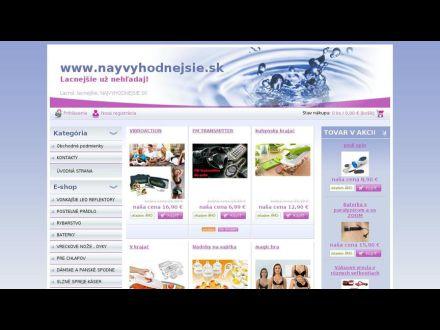 www.nayvyhodnejsie.sk