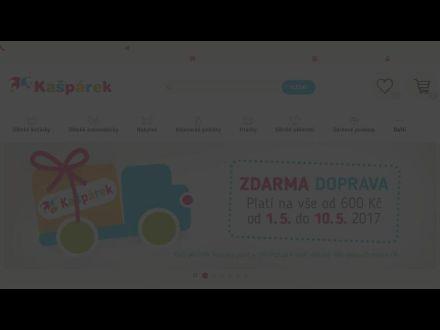 www.kasparek-baby.cz