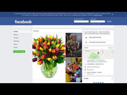 www.facebook.com/MackoMacik.DC/timeline
