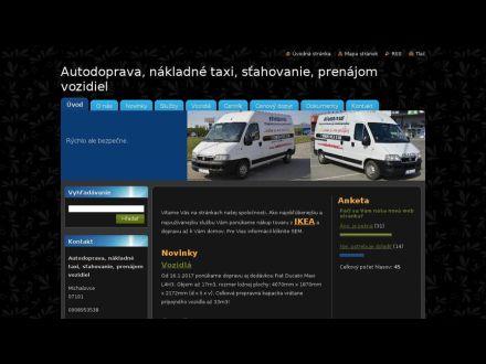 www.nakladnetaxi.eu