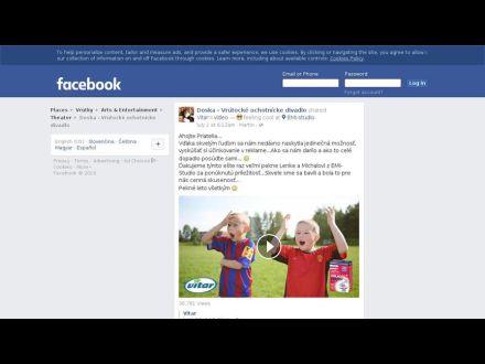 www.facebook.com/DoskaKulturneNavraty/timeline