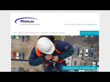 www.profilax.sk
