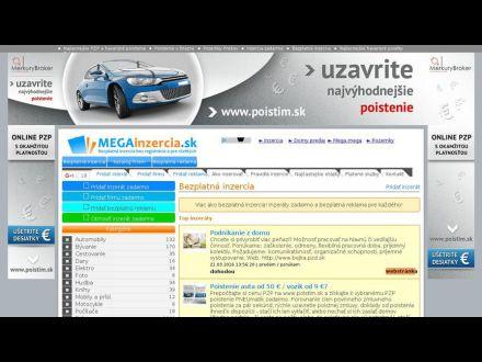 www.megainzercia.sk