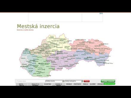 www.mestskainzercia.sk