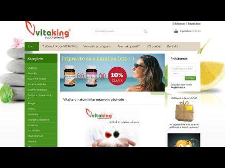 www.vitaking.sk