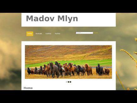 www.madovmlyn.sk