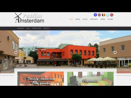 www.penzionamsterdam.eu