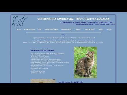 www.veterinarsered.eu