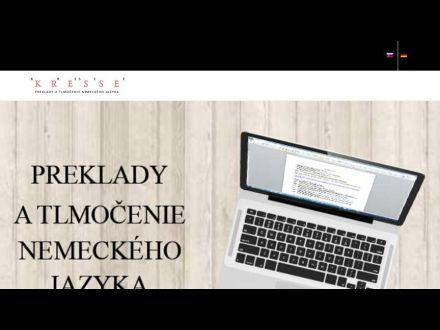 www.kresse.sk