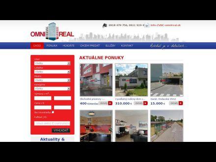 www.omnireal.sk