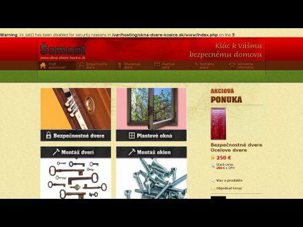 www.okna-dvere-kosice.sk