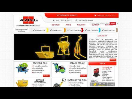www.azing.sk
