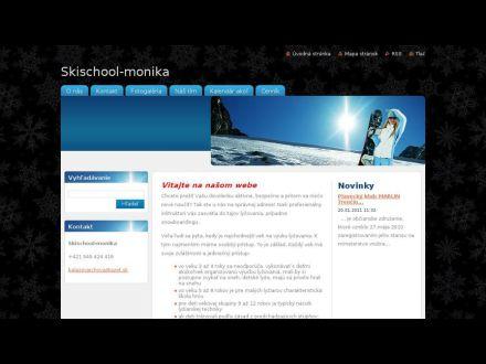 www.skischool-monika.webnode.sk