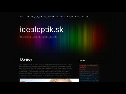 www.idealoptik.sk