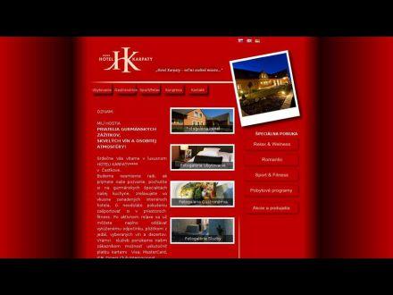 www.hotelkarpaty.eu