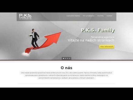 www.pksfamily.sk