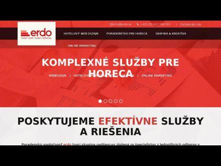 www.erdo.sk