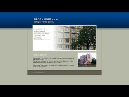 www.pilot-mont.sk