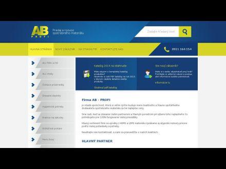www.abprofi.sk
