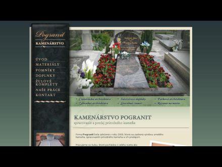 www.pogranit.sk