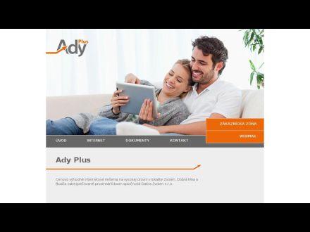 www.adyplus.sk