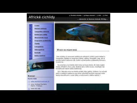 www.africkecichlidy.sk