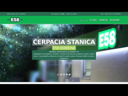 www.e58.sk