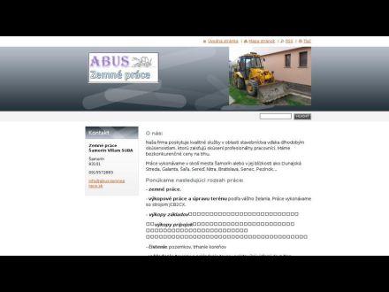 www.abus-zemneprace.sk