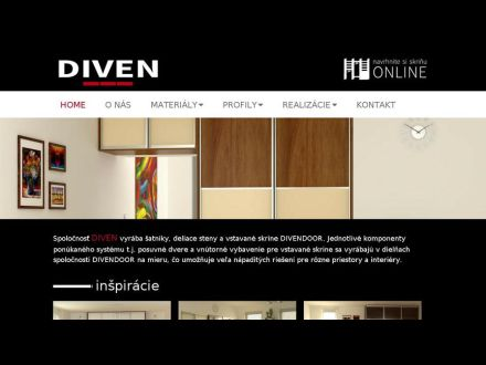 www.diven.sk