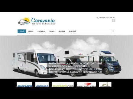 www.caravania.sk