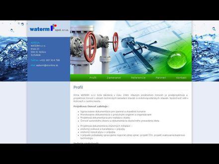 www.waterm.szm.sk
