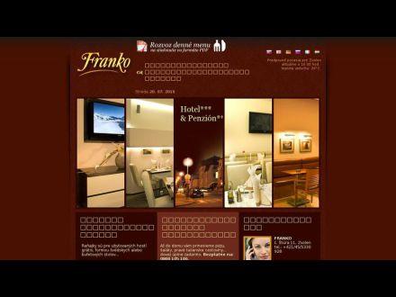 www.frankohotel.sk