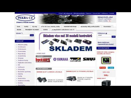 www.pekra.cz