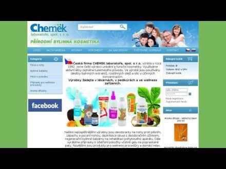 www.chemek.cz