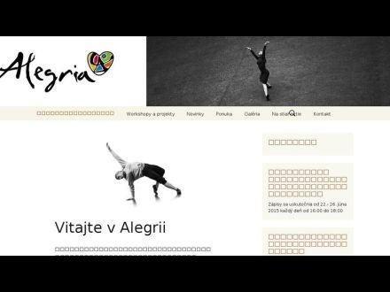 www.alegriastudio.sk