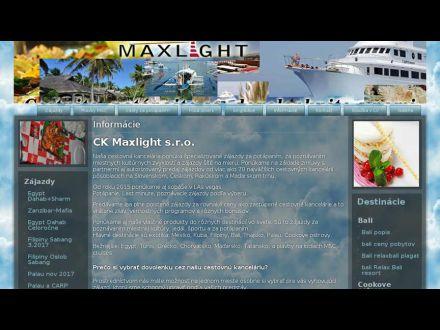 www.maxlight.sk