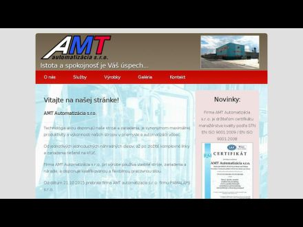 www.amtautomatizacia.sk