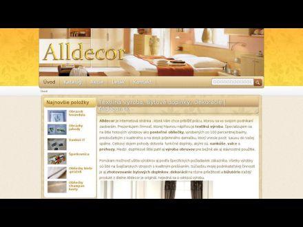 www.alldecor.sk