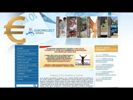 www.europroject.cz