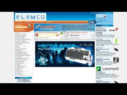 www.elemco.doplnky.sk