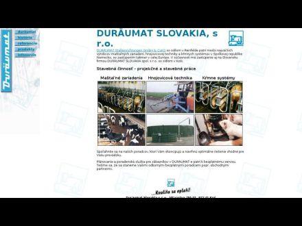 www.duraumat.sk