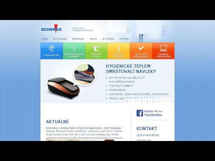 www.scherex.sk